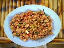 esan еда тайская Стоковые Изображения RF