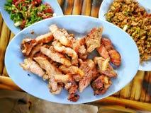 esan еда тайская Стоковое Изображение RF