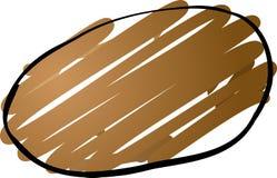 Esboço da batata Imagem de Stock