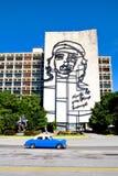 Esboço do aço de Che Guevara Fotografia de Stock Royalty Free