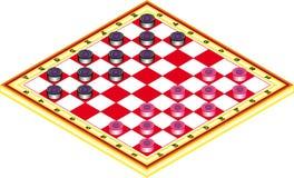 Esboços, jogo Ilustração Royalty Free