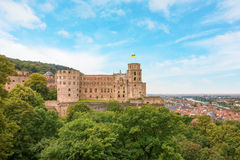 Escúdese Heidelberg Fotos de archivo