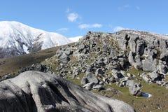 Señor de los anillos, Nueva Zelanda Foto de archivo