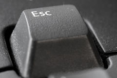 ESC key Royalty Free Stock Photo
