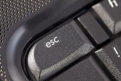 Esc key Royalty Free Stock Image