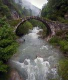 Esca Fluss stockfotos