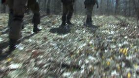 Esca i volontari bulgari per la protezione del confine di stato con la Turchia archivi video