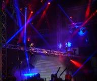 ESCA il festival di musica 2015 Immagine Stock Libera da Diritti