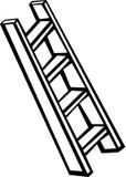 Escada Imagens de Stock Royalty Free