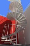 A escada Fotos de Stock