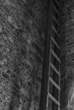 A escada Fotografia de Stock