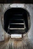 Escada acima Fotografia de Stock Royalty Free