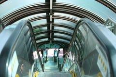 Escada ao parque de Yandusan que conduz para baixo Imagens de Stock Royalty Free