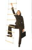 Escada da carreira Imagem de Stock Royalty Free