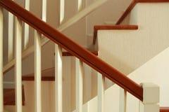 Escada da casa Fotografia de Stock Royalty Free