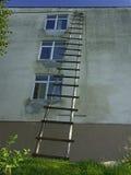 Escada da segurança Imagens de Stock