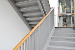 Escada de escamação Imagem de Stock Royalty Free