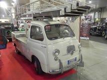 Escada de Fiat 600 Multipla Imagens de Stock