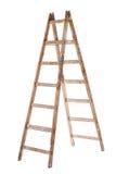 Escada de madeira velha Fotografia de Stock Royalty Free