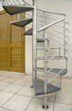 Escada do caracol Imagens de Stock Royalty Free