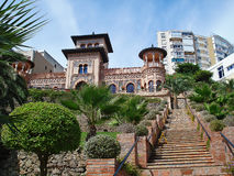 Escada do de los Navajas da casa Imagem de Stock