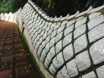 A escada do naga Imagem de Stock