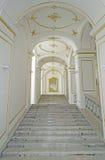 Escada do palácio. Foto de Stock