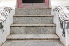Escada do templo Imagem de Stock Royalty Free