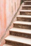 Escada do vintage Fotografia de Stock
