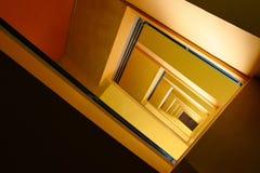 Escada espiral Imagem de Stock
