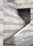 Escada fora Imagens de Stock