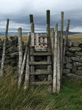 Escada grande Whernside North Yorkshire Imagem de Stock Royalty Free