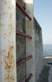 Escada industrial Imagem de Stock Royalty Free