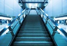 Escada longa Fotos de Stock Royalty Free