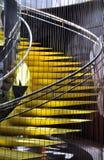 Escada moderna Imagens de Stock