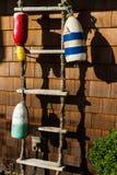 Escada náutica Imagens de Stock