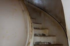 Escada para ver a torre imagens de stock