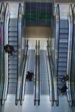 Escada rolante Fotografia de Stock Royalty Free