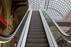 Escada rolante Imagem de Stock