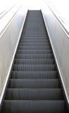 Escada rolante imagens de stock