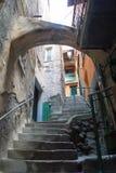 Escada velha Imagens de Stock Royalty Free