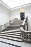 Escadaria à leitura salão Fotografia de Stock
