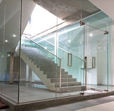 Escadaria Imagens de Stock