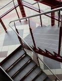 A escadaria Fotografia de Stock Royalty Free