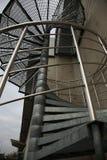 A escadaria Imagens de Stock