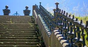 Escadaria a Fotografia de Stock