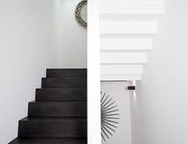 Escadaria - acima e para baixo Fotos de Stock