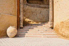 Escadaria antiga Imagens de Stock