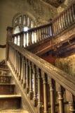 Escadaria ao céu Fotografia de Stock