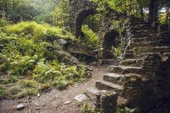 Escadaria da senhora Sherri Imagem de Stock Royalty Free